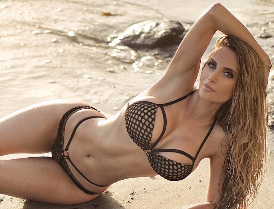 Amanda Elise Lee Bikini