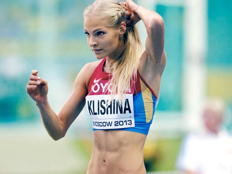Дарья Клишина / Darya Klishina