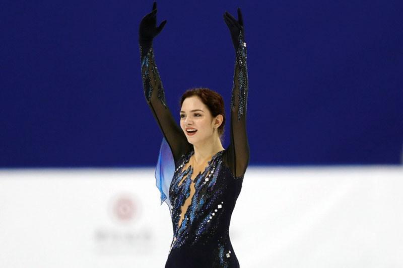 Евгения Медведева / Yevgenia Medvedeva