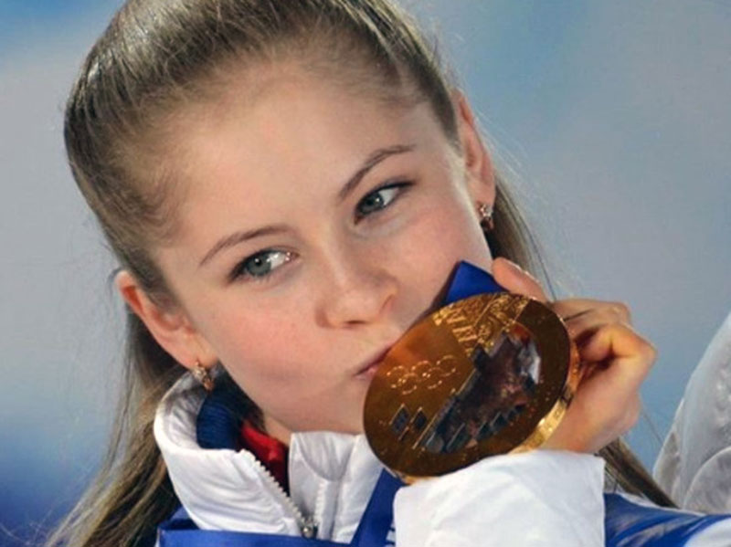 Юлия Липницкая / Yulia Lipnitskaya