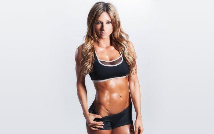 Фитнес тренировка в домашних условиях: зарядка.