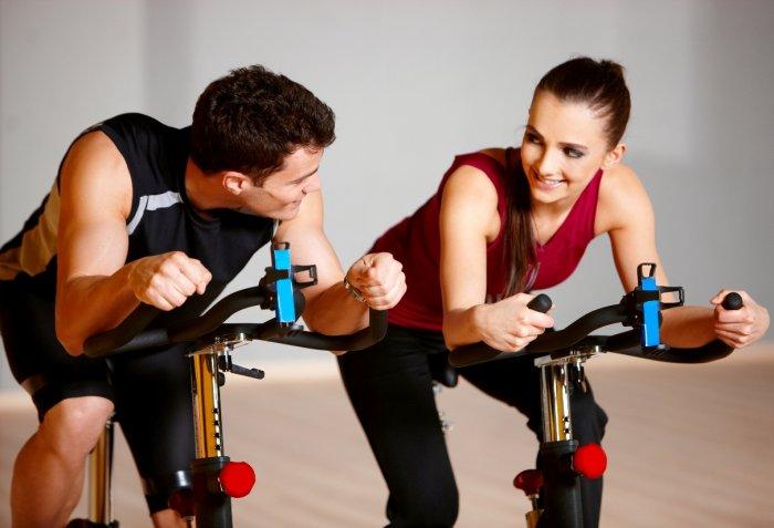 Как знакомиться в фитнес-клубе