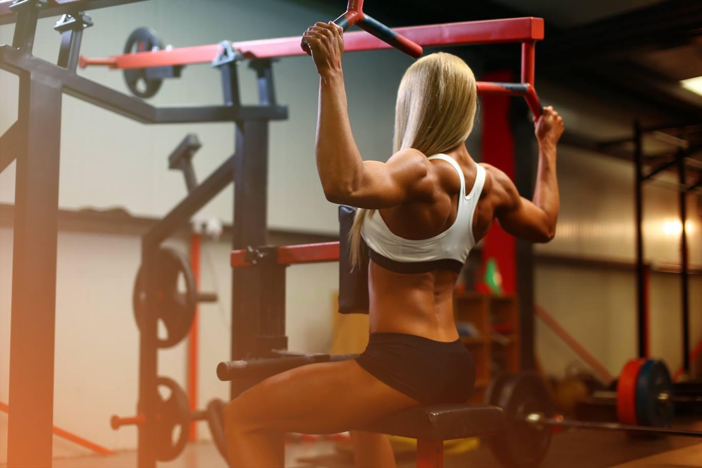 программы тренировок для похудения видео