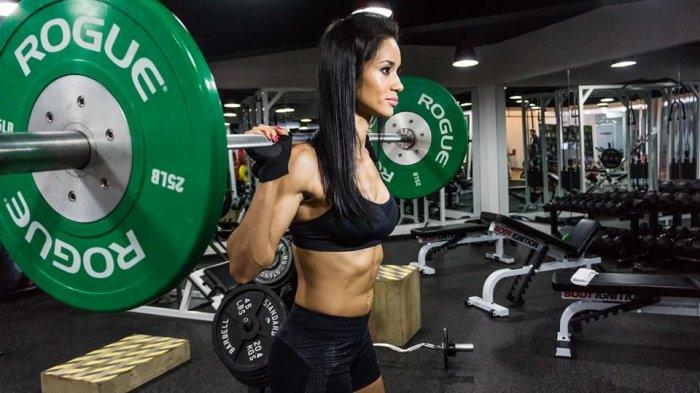 Тренировочная программа Алзиры Родригез