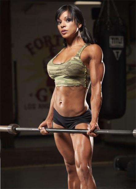 Железная дева: Соня Гонзалес
