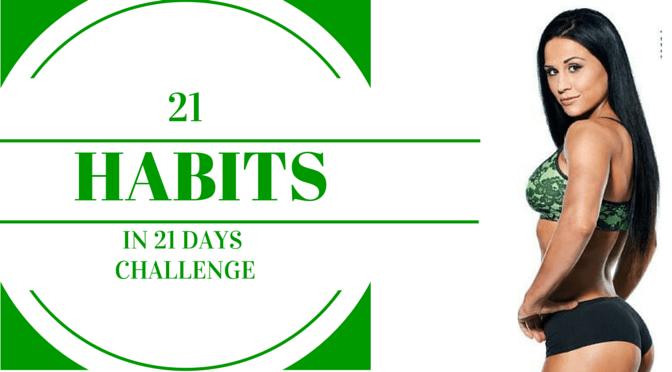 21 привычка в испытании 21 дня