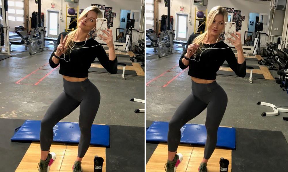 Тренировка всего тела и мышц кора от Джейд Аткинсон
