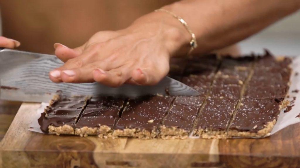 Диета Мишель Левин: шоколадные пирожные с орехами